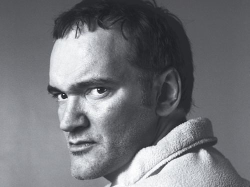 Which character is NOT played 의해 Tarantino?