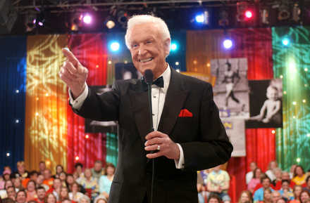 """What actor tells Bob Barker """"The price is wrong.""""?"""