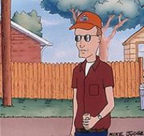 When Dale doesn't want someone to know his real name, what does he call himself?