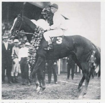 Who was the first filly to win The Kentucky Derby?