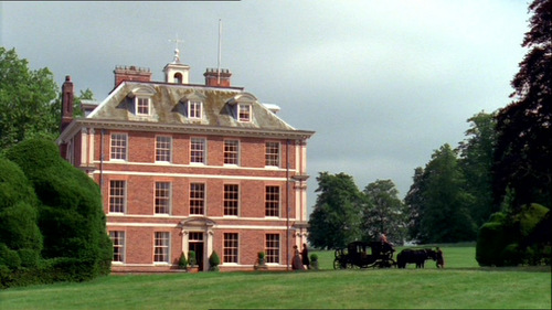 What is the name of Colonel Brandon's estate in 'Sense and Sensibility'?