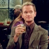 What does Barney always tell Ted to do before meeting him someplace?