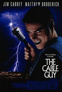 What comedian/actor directed 'The Cable Guy'?