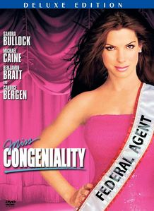 In 'Miss Congeniality', what state does Gracie Hart represent in the Miss United States pageant?