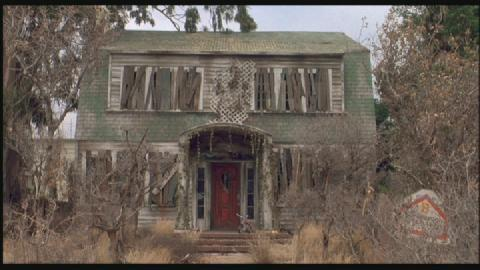 A nightmare on elm street house model