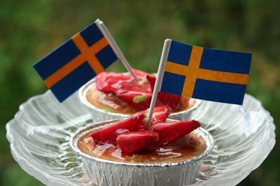 Sweden's National hari is -
