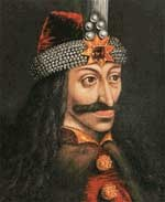 In which castle did Vlad Tepes (Dracula) live?