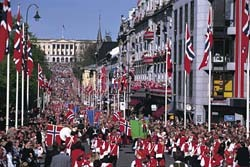 Norway's National Day is -