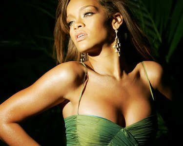 What is the name of Rihanna's debut album?