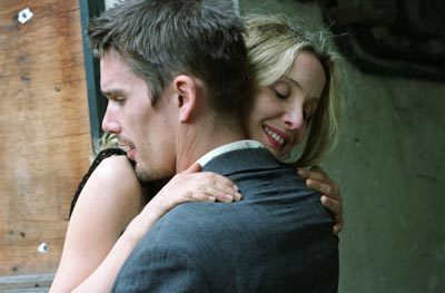 What is the final line of 'Before Sunset'?