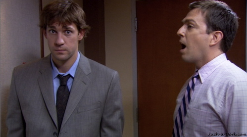 PICTURE THIS: What is Andy saying in this scene?