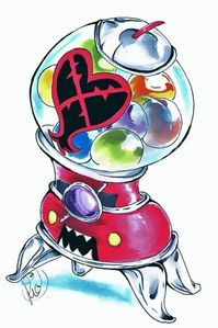 What is the name of this rare Heartless found in Kingdom Hearts 2?