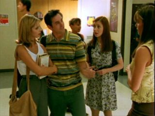 What does Cordelia nickname Buffy, Xander and Willow in season 2?