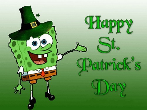 St Patricksday is celebrated on wich date?