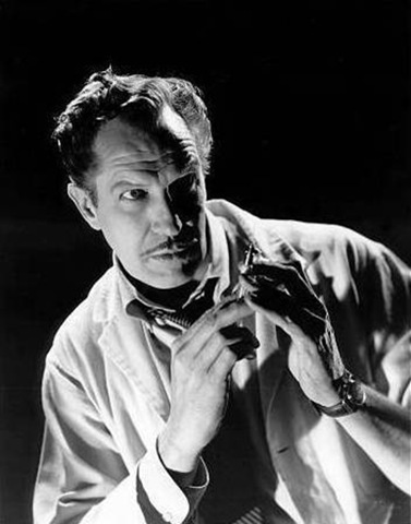 What actor does Vincent Price share a birthday with? (They were born on the same day, but in different years)