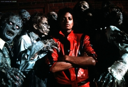 "True or False? Vincent provided the voice over to Michael Jackson's song ""Thriller."""