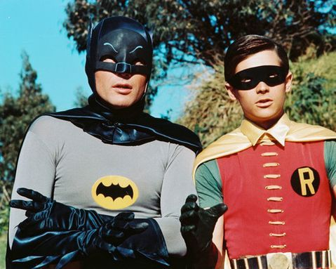 "What villain role did Vincent play on the 60s TV series ""Batman""?"