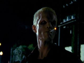 Which car Spike arrives in Sunnydale?(first time)