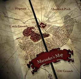 Who found the Marauder's Map in Harry's generation?