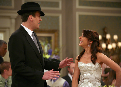 What didn't go wrong at Marshall & Lily's wedding?