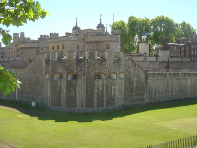 Additions have been made since, but who originally built the Tower of London?