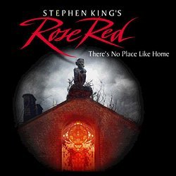 Which US قلعہ was the setting for Stephen King's TV mini-series 'Rose Red'?