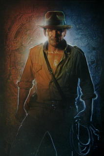 Where did Indiana Jones get the &#34;Indiana&#34; in his name?