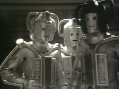 Which of the following elements is lethal to Cybermen?