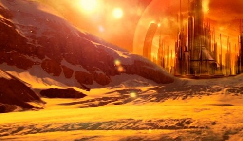 In which story is the Doctor's home planet of Gallifrey first mentioned da name?