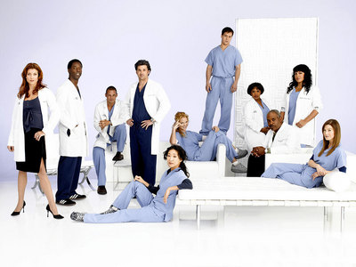 Who is the main character of Grey's Anatomy?