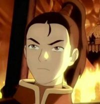 Which eye does Zuko&#39;s scar cover?