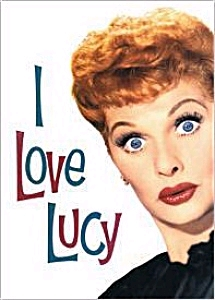 NATURAL REDHEADS: Lucille Ball?