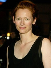 NATURAL REDHEADS: Tilda Swinton?