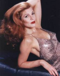 NATURAL REDHEADS: Rita Hayworth?