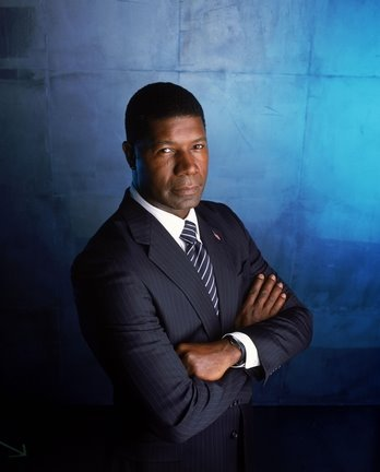 what is the name of the actor who play as president david palmer??