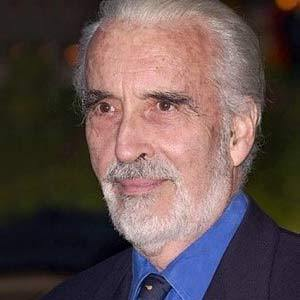 When was Christopher Lee born?