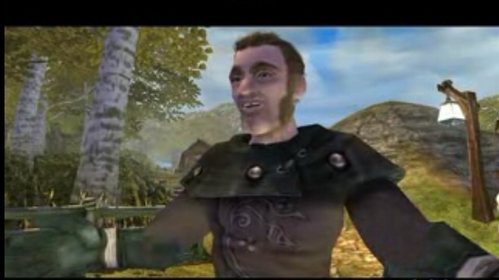 What is the name of the Hero&#39;s father in Fable 1?
