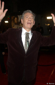 When was Ian McKellen born?