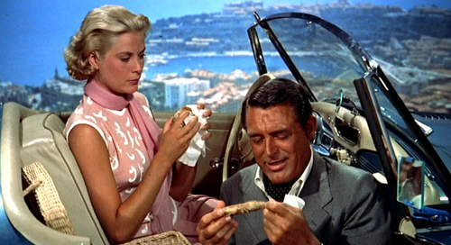 What character did Cary Grant play in the film 'To Catch A Thief'?
