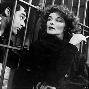 In which of these movies did Cary Grant NOT star with Katherine Hepburn?