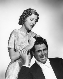 Which of these Cary Grant movies does NOT star Irene Dunne?