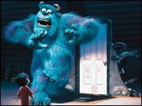 What does Boo call Sulley?