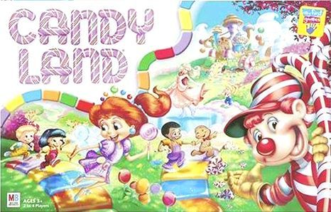 "Which of the following is NOT one of the characters you would find on a ""Candyland"" board?"