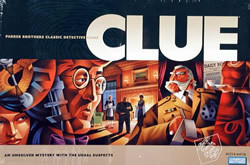 "In the U.S. version of ""Clue,"" whose murder are you trying to solve?"
