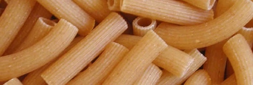 Pasta Prima Donna: Identify this tube-like pasta...