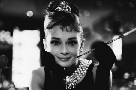 Before she began acting, what profession did Audrey wish to pursue?