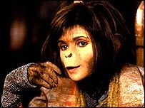 what was helena's character's name in the movie The Planet of the Apes?