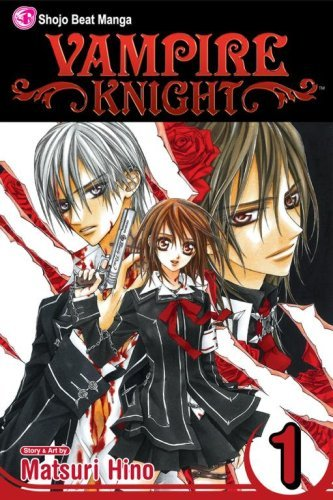 In the manga series, Vampire Knight, how are humans turned into vampires?