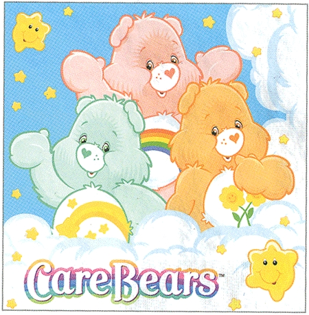 How many Care Bears were there originally?