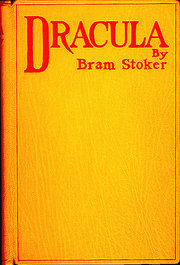 Bram Stoker's Dracula story was written when?